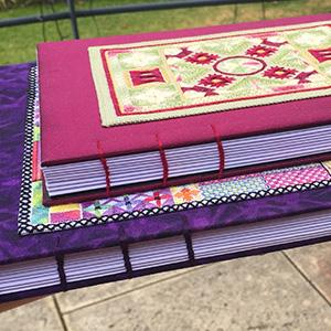 419: Hand-Sewn Bookbinding