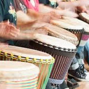 106: African Drumming & Percussion