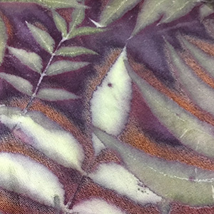 403: Introduction to Eco Printing & Botanical Dyeing