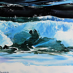 118: Landscapes & Seascapes in Watercolour